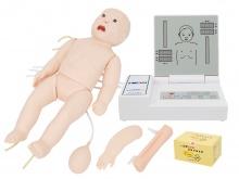 全功能婴儿高级模拟人(急救+护理)