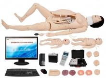 高智能数字化妇产科技能训练系统(计算机控制)