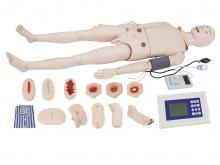 高智能数字化综合护理人(高级成人护理模型)