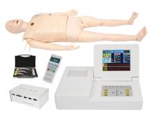 高级成人综合急救模拟人(ACLS高级生命支持、嵌入式系统)