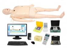 高智能数字化成人综合急救技能训练系统(ACLS高级生命支持、计算机控制)