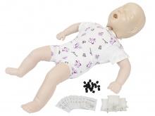 婴儿梗塞模型(婴儿气道阻塞及CPR模型)