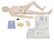 高级心肺复苏基础护理模拟人