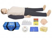 高级全身心肺复苏模拟人(简易型)