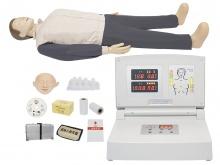 高级心肺复苏急救模拟人 CPR模型 心肺复苏人体模型