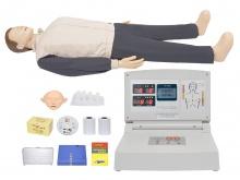 电子计数心肺复苏人体模型