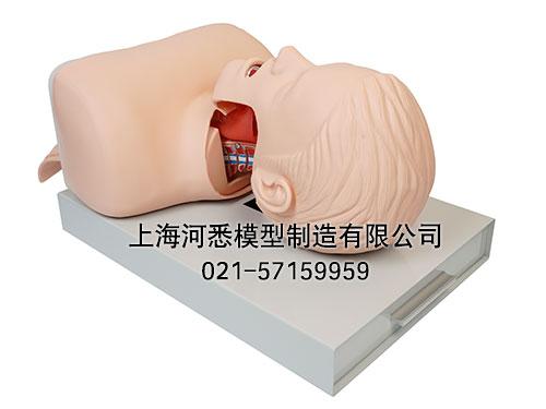 气管插管训练模型