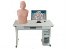 网络智能化心肺(胸部)检查教学系统(教师机)