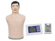 数字遥控式电脑胸部心肺听诊模拟人(83种声音)