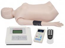 数字遥控式电脑腹部触诊、血压测量模拟人