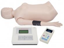 全自动腹部触诊听诊模拟人(带血压测量)
