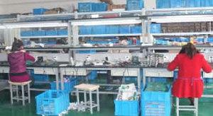 上海河悉模型制造有限公司生产车间1