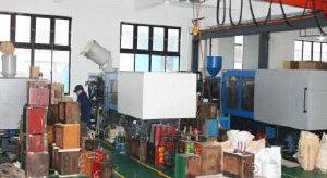 上海河悉模型制造有限公司生产车间4